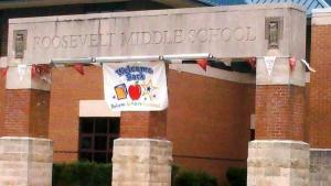 Roosevelt MIddle School, Goodwin Street