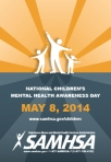 May 8 Is Children's Mental Health Awareness Day