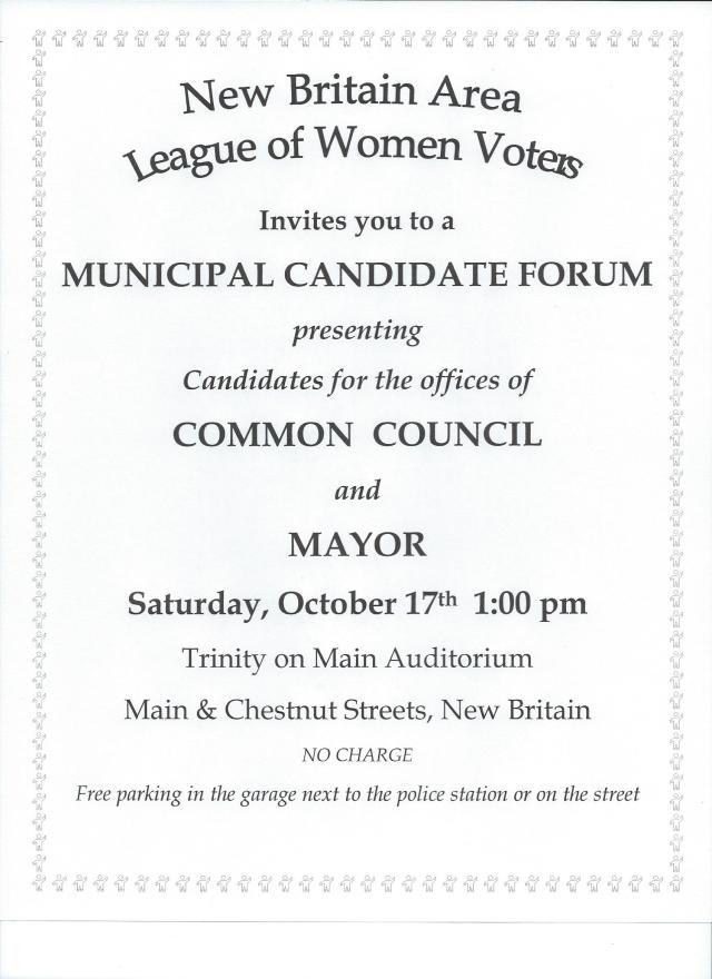 LWV CC & M Forum (2)