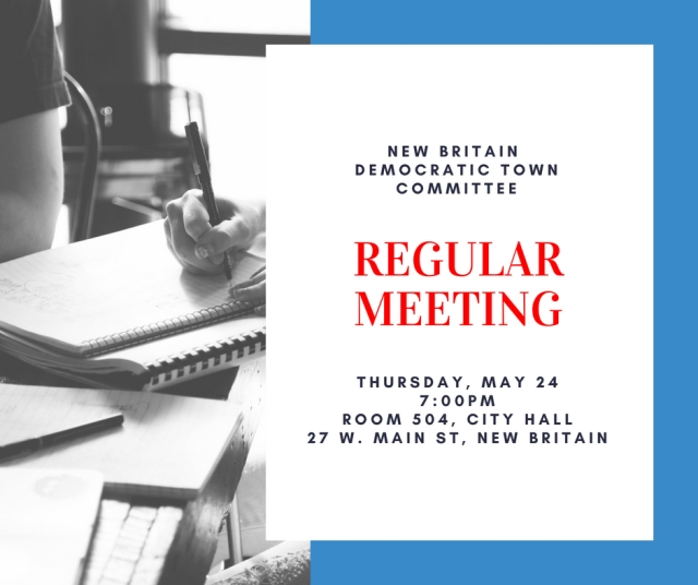 NBDTC Regular Meeting 5-24-18